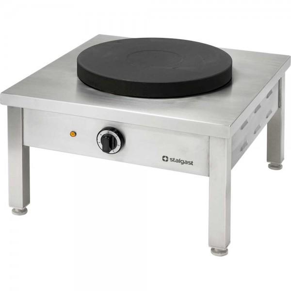 Elektro-Hockerkocher STANDARD 1 Kochplatte 400 Volt 580 x 580 x 380 mm (BxTxH)