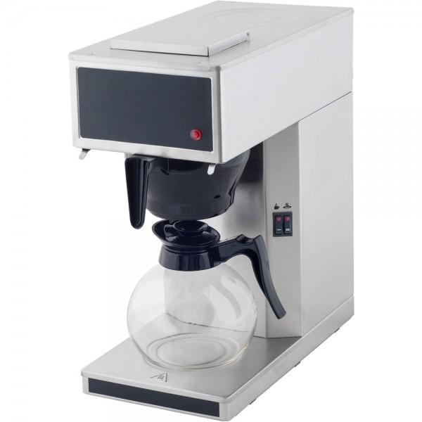 Filterkaffeemaschine 1,6 Liter inklusive Glaskanne 205 x 385 x 455 mm (BxTxH)