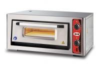 Pizzaofen ohne Thermometer, 1 Kammer, 4 Pizzen Ø 30 cm