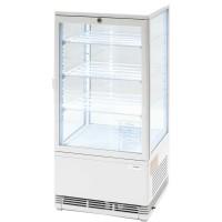 Kühlvitrine mit LED-Innenbeleuchtung