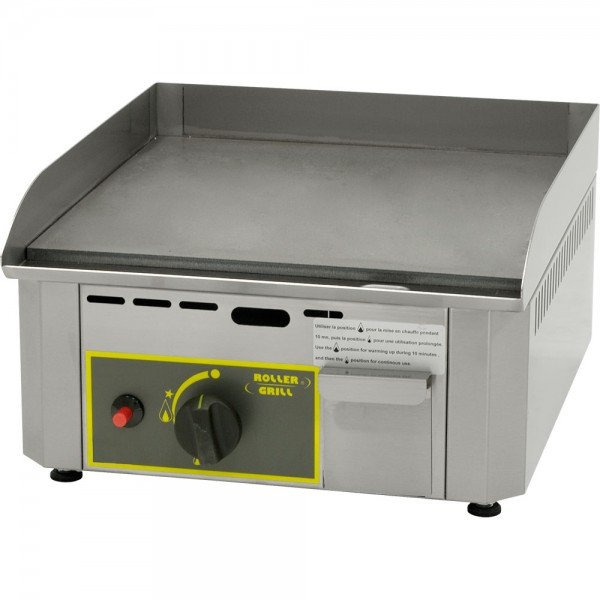 ROLLER GRILL Gas-Griddleplatte