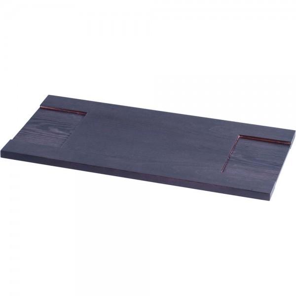 Holzplatte für Buffet-Ständer