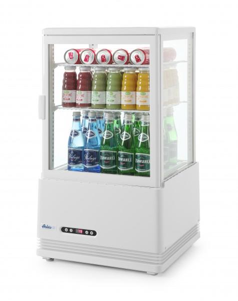 Aufsatz Kühlvitrine 58 Liter