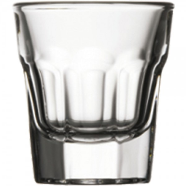 Serie Casablanca Schnapsglas stapelbar 0,036 Liter