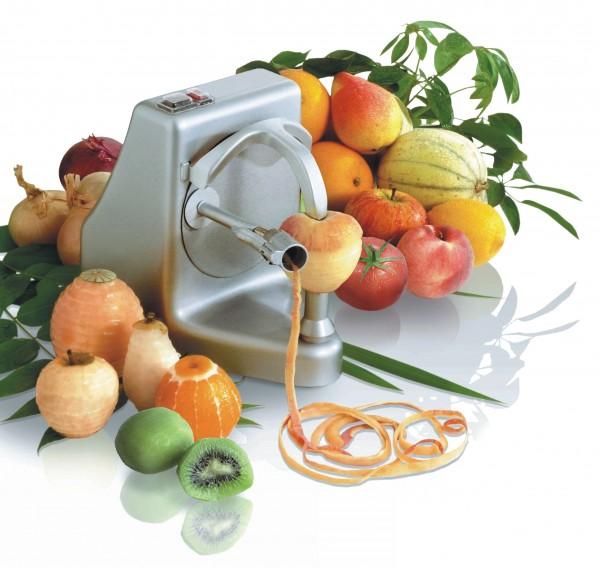 Frucht Elektroschäler