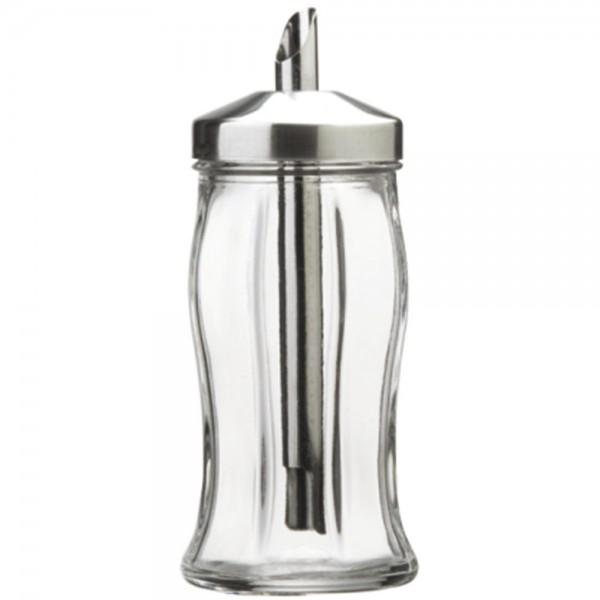 Zuckerstreuer aus Glas 0,24 Liter