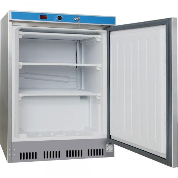 Tiefkühlschrank INOX