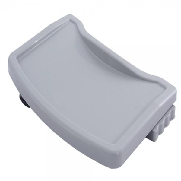 Tablett für Baby-Hochstuhl aus antibakteriellem Kunststoff (Microban ®)