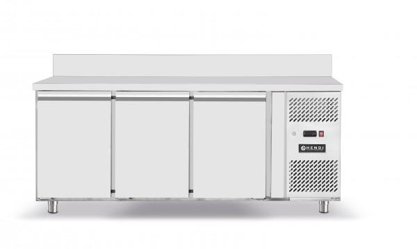 Kühltisch dreitürig Profi Line