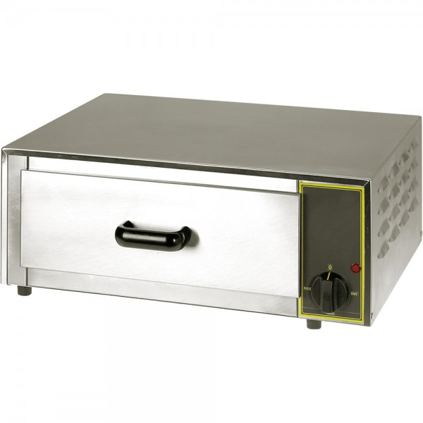 ROLLER GRILL Brötchenwärmer Kammergröße GN 2/3 (100 mm) Abmessung 545 x 460 x 220 mm (BxTxH)