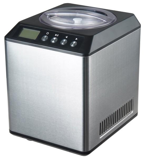 GGG - Eismaschine, 272x315x362 mm, 2 Liter, 180 W, 230 V, 50 Hz,