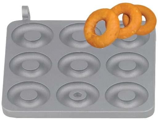 Dony Donut Backplattensatz