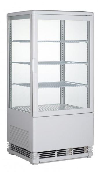 GGG - Aufsatzgetränkekühler 68 Liter, 428x386x885 mm, weiß,