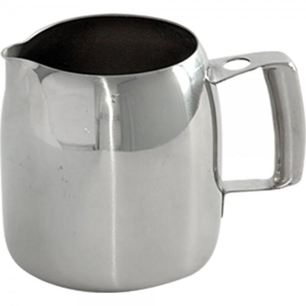 Milchgießer / Sahnekännchen aus Edelstahl