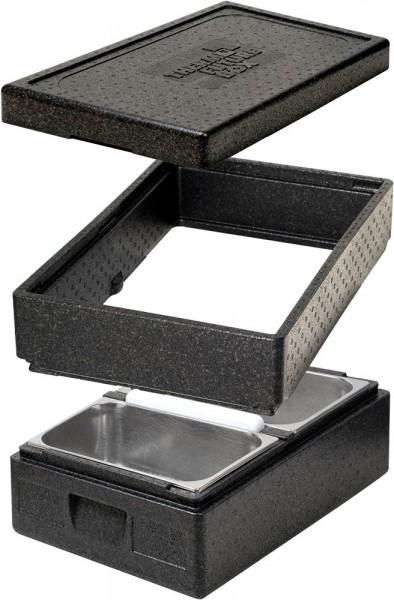 Aufsatzrahmen für Eistransportbehälter LT0215024 Abmessung 600 x 400 x 130 mm (BxTxH)