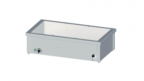 Bain-Marie Tischgerät mit einem Becken für 2x GN1/760x600x310 mm