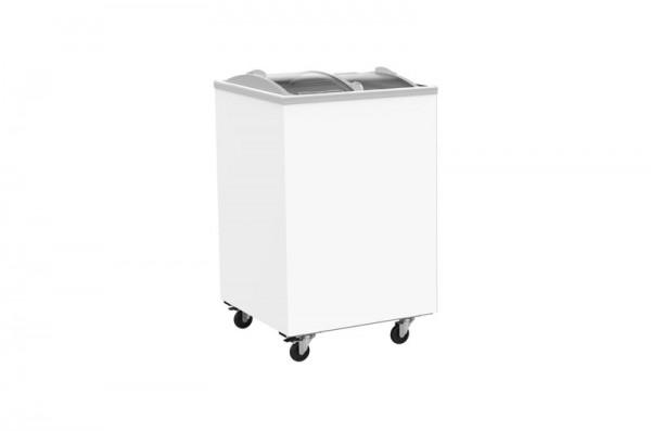 GGG - Tiefkühltruhe mit Glasschiebedeckel, 133 Liter,