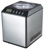 GGG - Eismaschine, 272x315x362 mm, 2 Liter, 180 W, 230 V, 50 Hz, vollautomatisch, für Speiseeis, Sorbets und Frozen Yogurt,