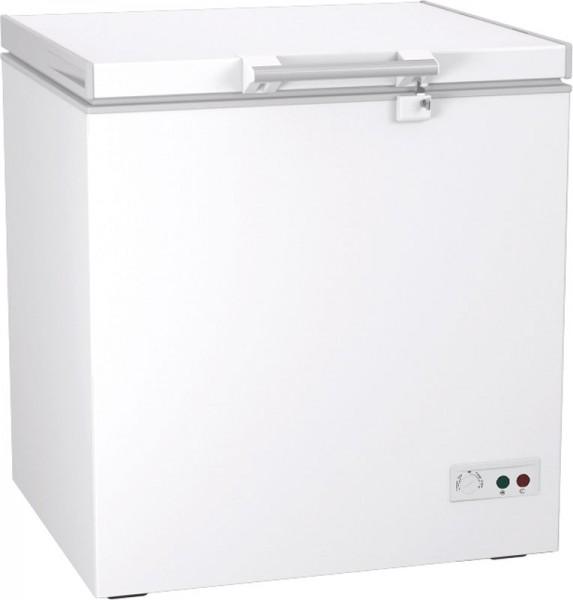 GGG - Tiefkühltruhe mit Klappdeckel, 202 Liter,