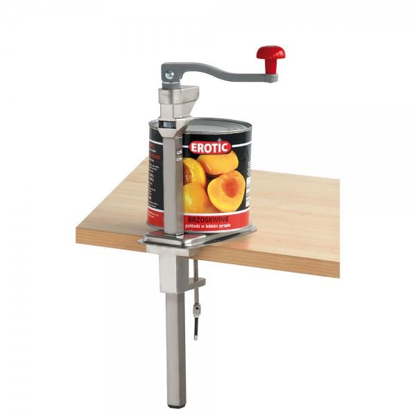 Tischdosenöffner für vier Toasts Abmessung 300 x 225 x 215 mm (BxTxH)