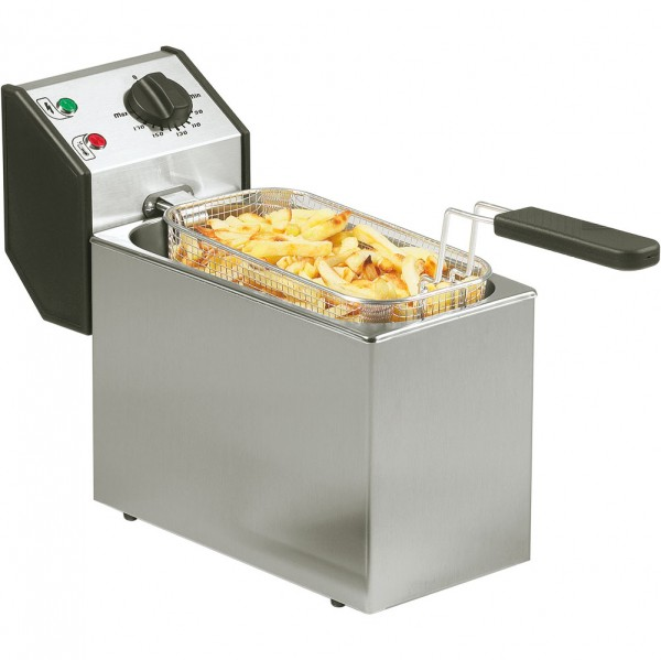 ROLLER GRILL Fritteuse
