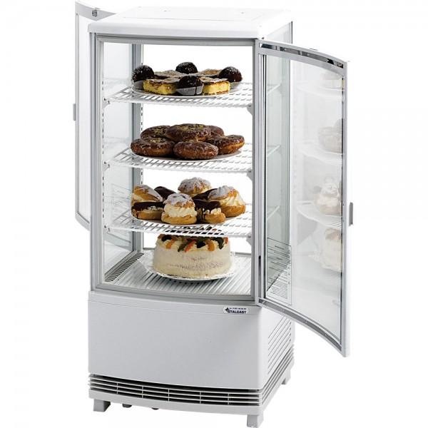 Kühlvitrine mit zwei Türen