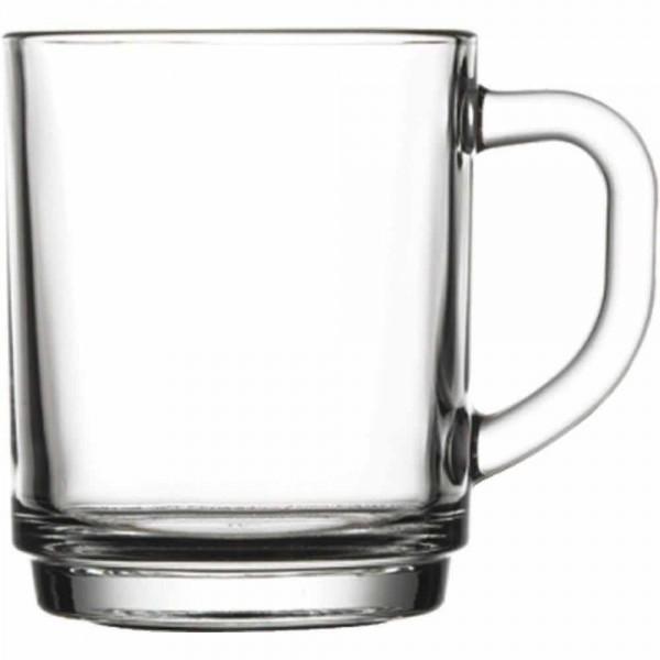 Tee - und Glühweinbecher stapelbar 0,25 Liter