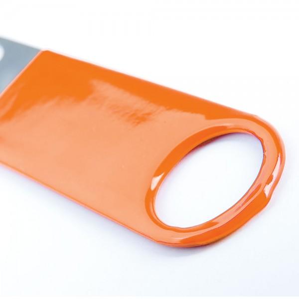 Speedopener/Flaschenöffner mit rutschfestem Bezug Länge 180 mm