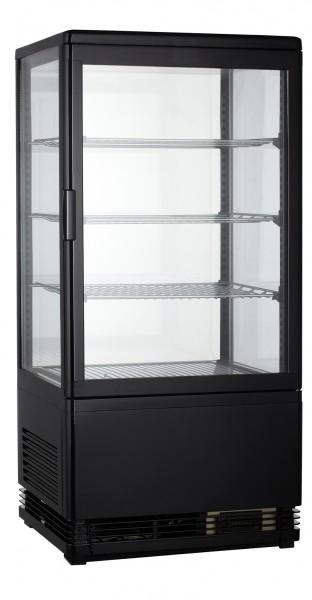 GGG - Aufsatzgetränkekühler 68 Liter, 428x386x885 mm, schwarz,