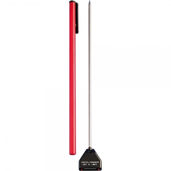 Taschen-Thermometer Temperaturbereich -50 °C bis 280 °C