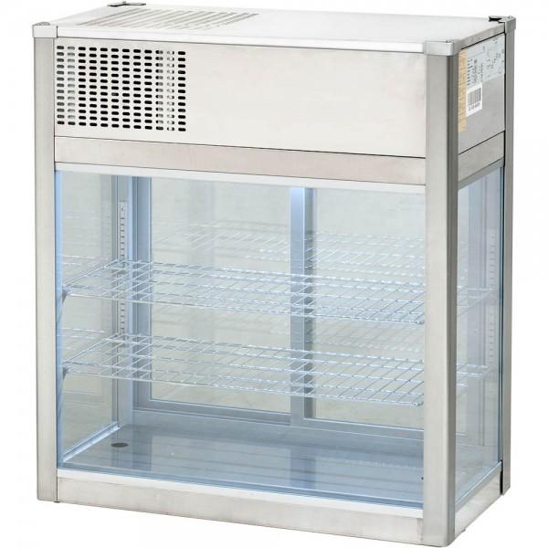 Auftisch-Kühlvitrine 201 Liter Abmessung 1008 x 413 x 940 mm (BxTxH)