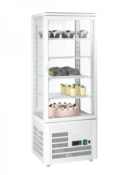 GGG - Aufsatzgetränkekühler 98 Liter, weiß, 428x386x1150mm,