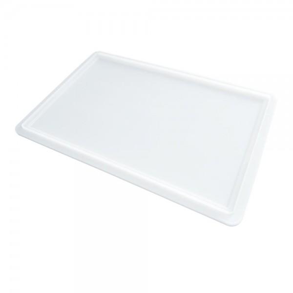 Deckel für Pizzaballenbehälter 600x400x20 mm