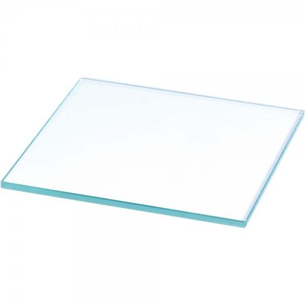 Buffet-Glasplatte