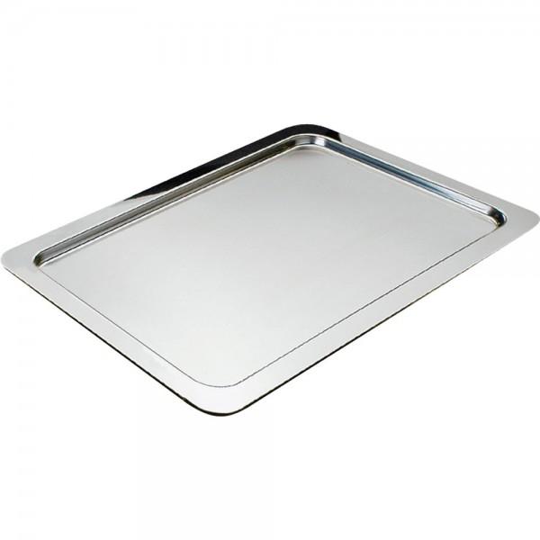 """Edelstahl-Tablett """"PROFI LINE"""" GN 1/1"""