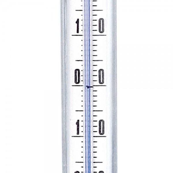 Thermometer mit Metall-Clip Temperaturbereich -20 °C bis 50 °C