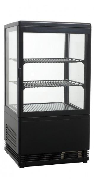 GGG - Aufsatzgetränkekühler 58 Liter, 428x386x810 mm, schwarz,