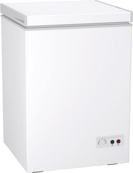 GGG - Tiefkühltruhe mit Klappdeckel, 122 Liter,