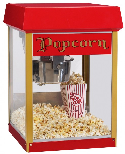 Popcornmaschine Euro Pop