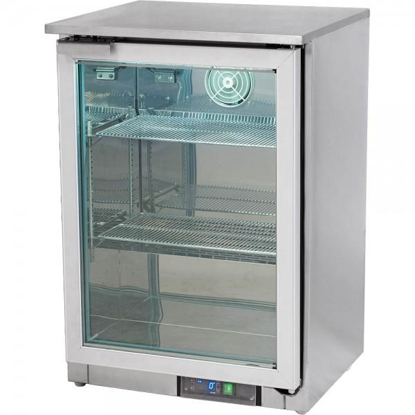 Bar Display Tiefkühlschrank 100 Liter 595 x 525 x 875 mm (BxTxH)